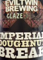 Evil Twin Imperial Doughnut Break