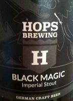 Hop's Black Magic