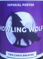 Two Chefs Howling Wolf