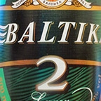 Baltika No. 2 Pale