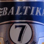 Baltika No. 7 Export
