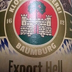 Baumburger Export Hell