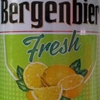 Bergenbier Fresh Lemon