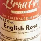 BrauArt English Rose