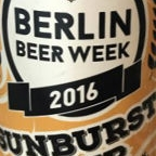 Brewbaker Sunburst Sour Berlin Beer Week Collab Brew
