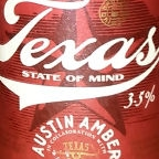 Brutal Texas State of Mind Amber Lager 3,5%