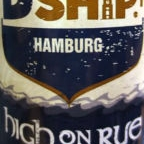 Buddelship High on Rye
