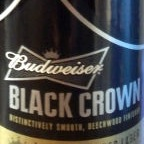 Budweiser Black Crown 6%