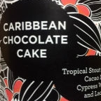 Cigar City CCB/Siren Caribbean Chocolate Cake