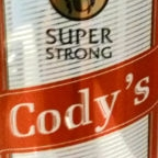 Cody's Super Strong