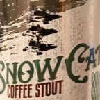 Crazy Mountain Snow Cat Coffee Stout