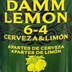 Damm Lemon 6-4