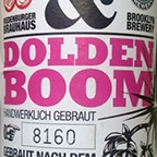 Dolden Boom Bavarian Brooklyn Beer