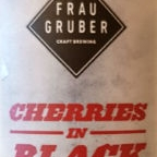 FrauGruber Cherries in Black