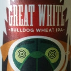Gotlands Great White Bulldog Wheat IPA