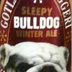 Gotlands Sleepy Bulldog Winter Ale