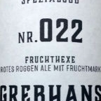 Grebhan's Spezialsud Nr. 022 Fruchthexe