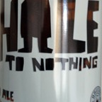 Hale to nothing
