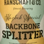 Hanscraft & Co. Backbone Splitter Kazbek Special