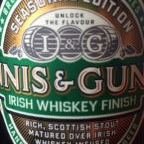 Innis & Gunn Irish Whiskey Finish