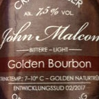 John Malcom Golden Bourbon