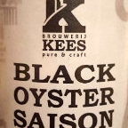 Kees Black Oyster Saison