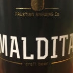 Maldita English Barleywine