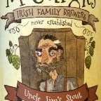 McGargles Uncle Jim's Stout