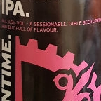 Meantime Table IPA
