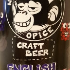 Nachmelená Opice English Special Bitter 13%