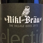 Nikl Bräu Selection The Village Bock 2015