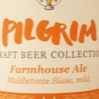 Pilgrim Farmhouse Ale