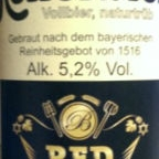 Red Castle Kellerbier