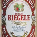 Riegele Würziges Export