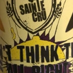 Sainte Cru Don't Think Twice, It's All Right
