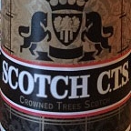 Scotch C.T.S. Crowned Trees Scotch