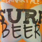 Tacoa Canary Ale Surf Beer
