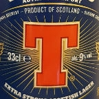 Tennent's Extra Strong Lager