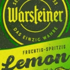 Warsteiner Lemon