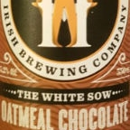 White Hag White Sow Oatmeal Chocolate Milk Stout Nitro